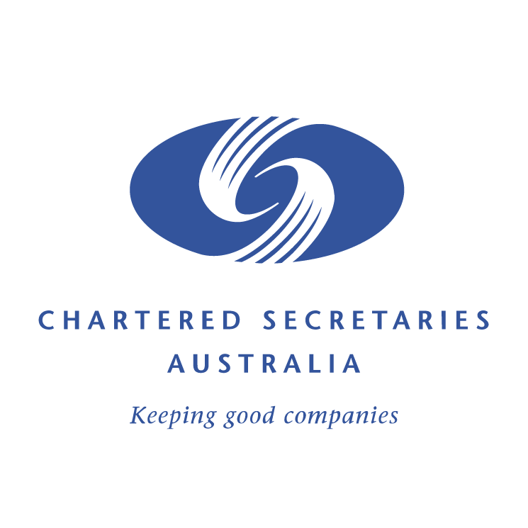 free vector Chartered secretaries australia