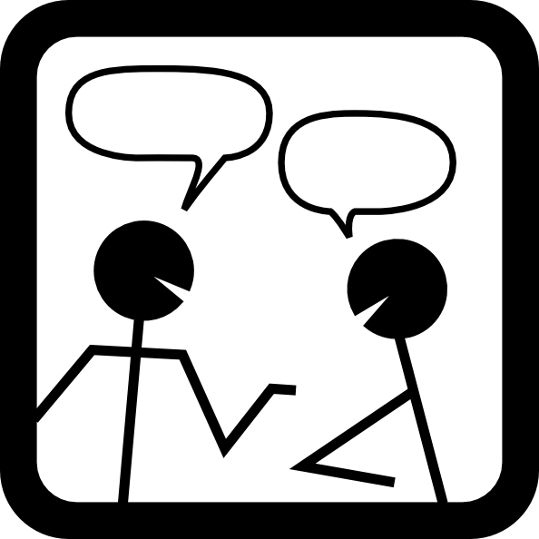 free vector Chat Icon clip art