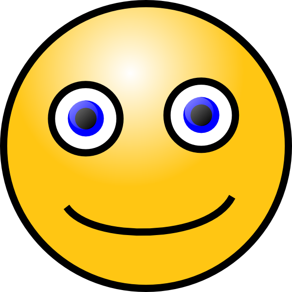 free vector Chat Smiley clip art