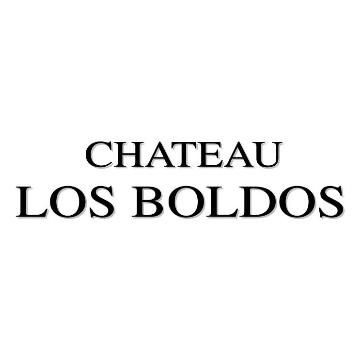 free vector Chateau los boldos