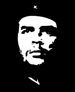 free vector Che Guevara clip art