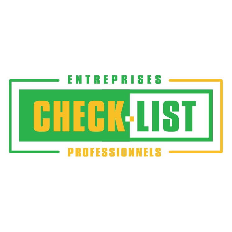 free vector Check list