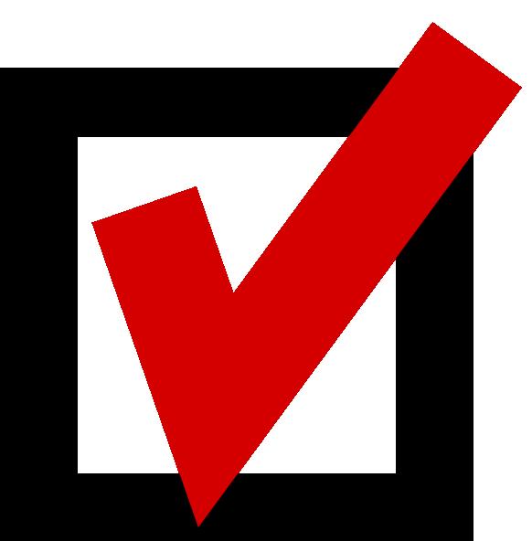 free vector Check Sign clip art
