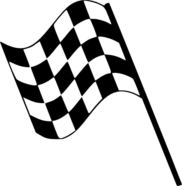 checkered flag clip art free vector 4vector rh 4vector com checkered flag car logo chequered flag logo