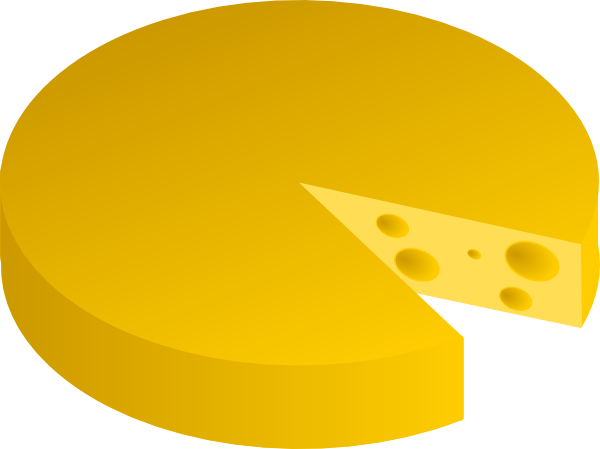 free vector Cheese Food clip art