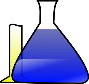 free vector Chemical Science Experience clip art