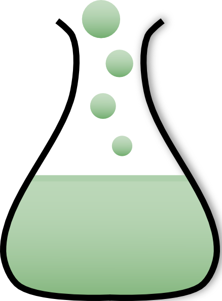 Organic Chemistry Clip Art Chemistry Flask Clip Art