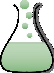 free vector Chemistry Flask clip art