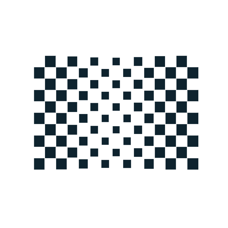 free vector Chequered flag abstract icon 2
