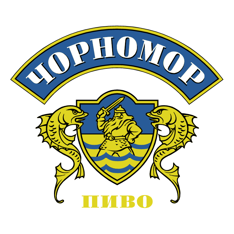 free vector Chernomor beer 0