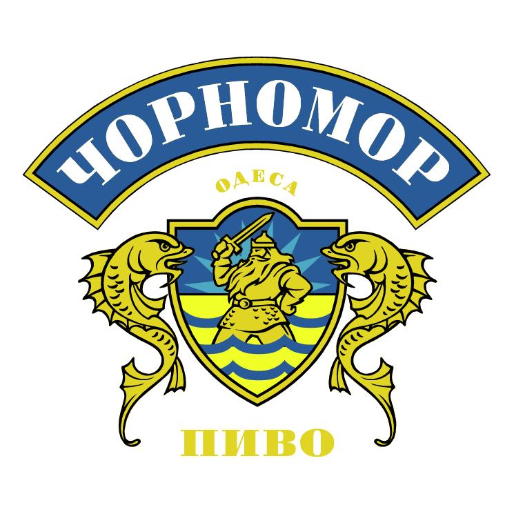 free vector Chernomor beer 2