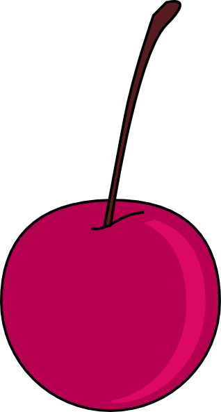 free vector Cherry clip art 115026