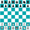 free vector Chess Board And Pieces clip art