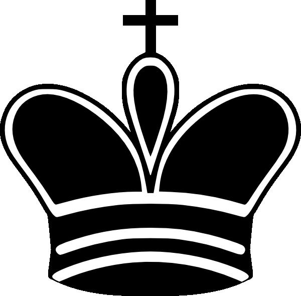 Chess King Piece clip art Free Vector / 4Vector