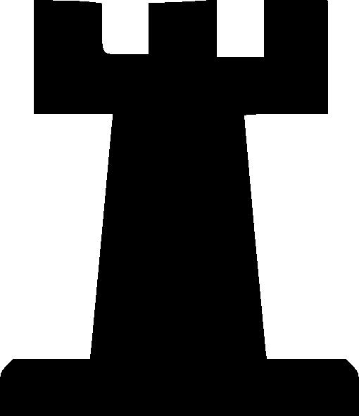 free vector Chess Set Rook clip art