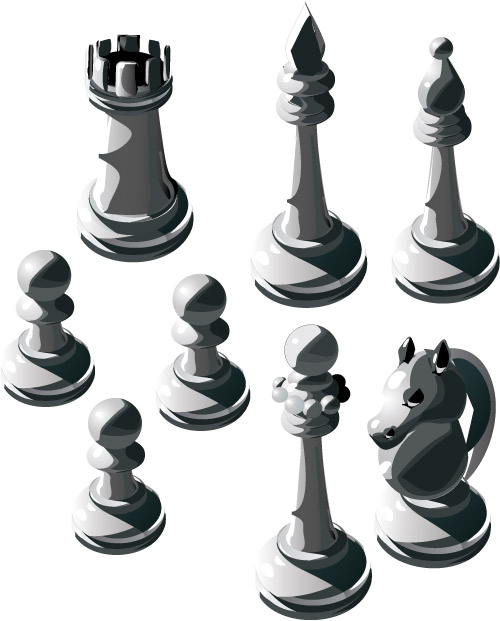 free vector Chess vector