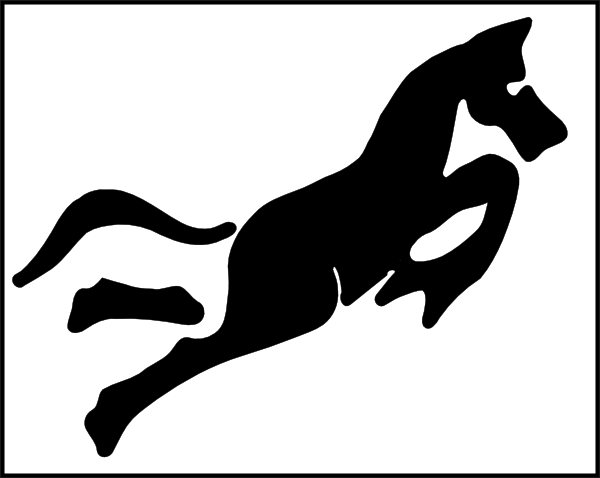free vector Cheval clip art