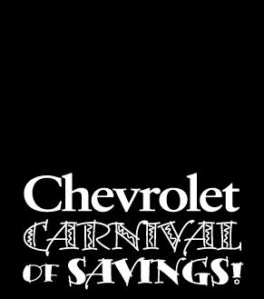 free vector Chevrolet Carnival logo