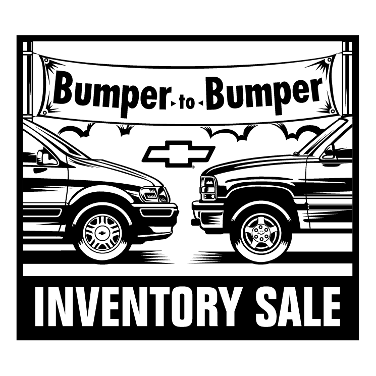 free vector Chevrolet inventory sale