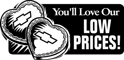 free vector Chevrolet Low Prices logo