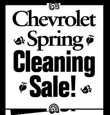 free vector Chevrolet Spring logo
