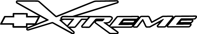 free vector Chevrolet Xtreme logo