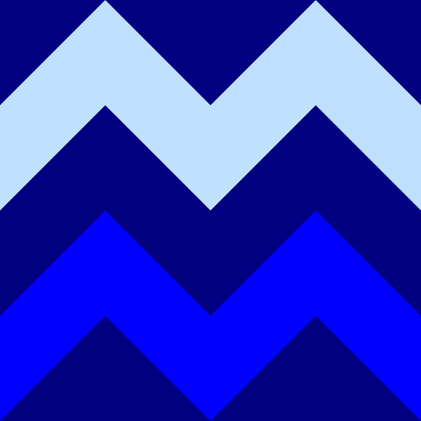 free vector Chevrons Blue Tile clip art