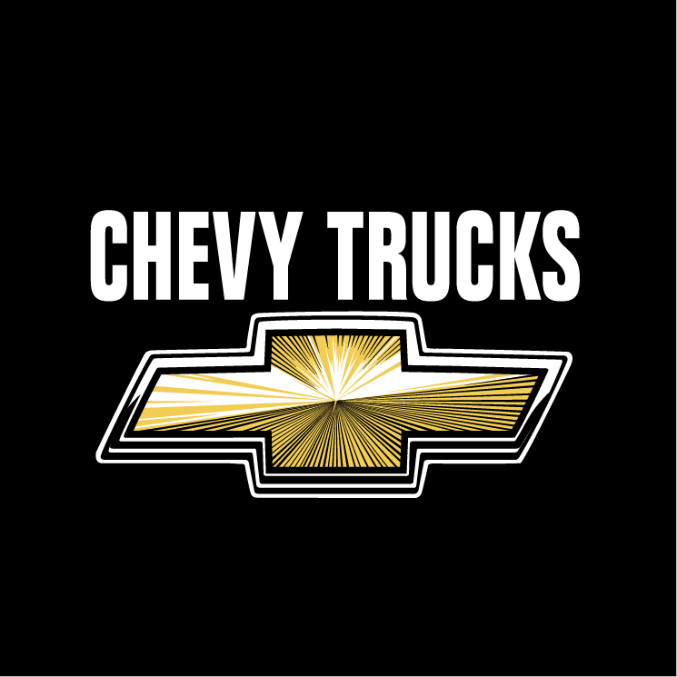 free vector Chevy truck 4