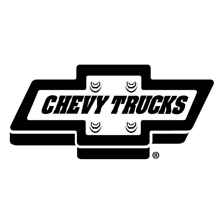 chevy trucks 0 free vector    4vector