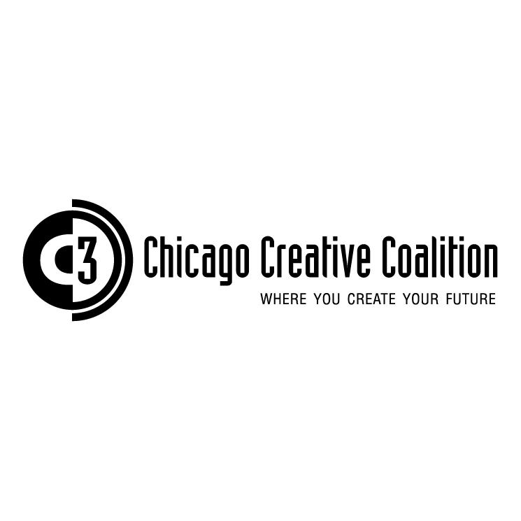 free vector Chicago creative coalition 0