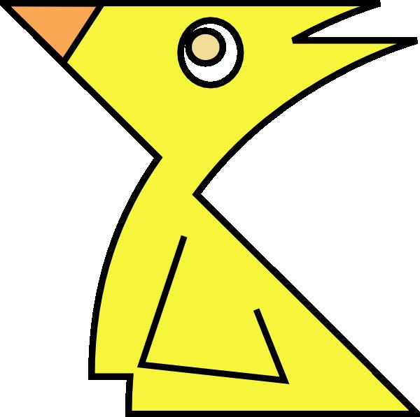 free vector Chick clip art