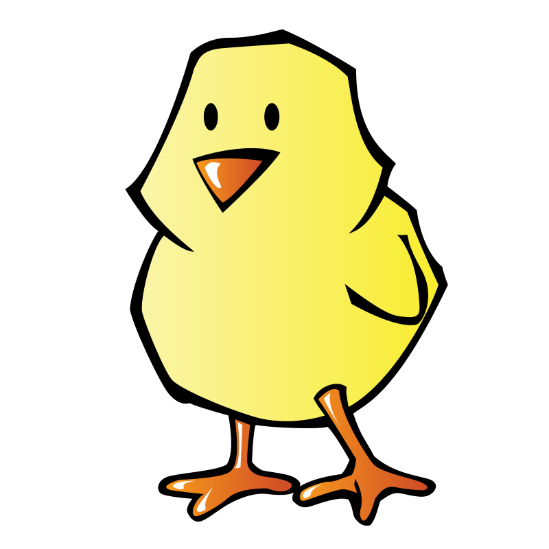 free vector Chick