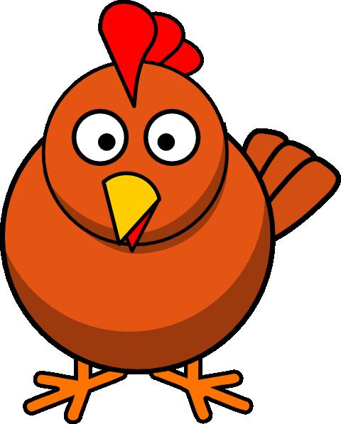 free vector Chicken Cartoon clip art