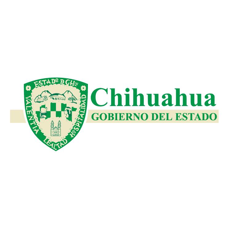 free vector Chihuahua gobierno del estado