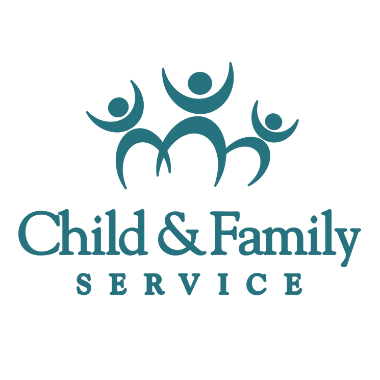 free vector Child family service