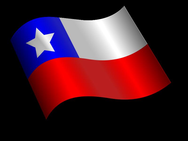 free vector Chilean Flag 3