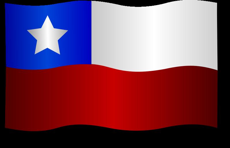 free vector Chilean Flag 6