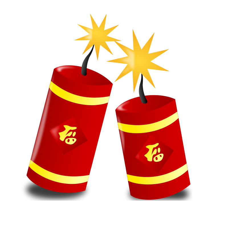 Free vector chinese new year icon