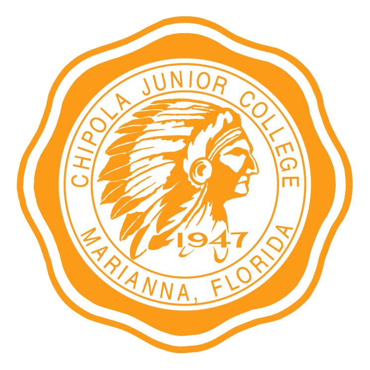 free vector Chipola junior college 0