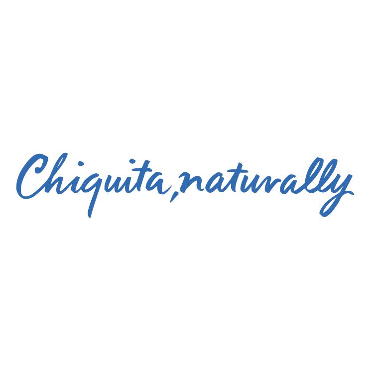 free vector Chiquita naturally