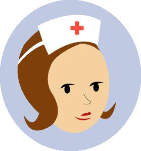 free vector Chlopaya Nurse clip art