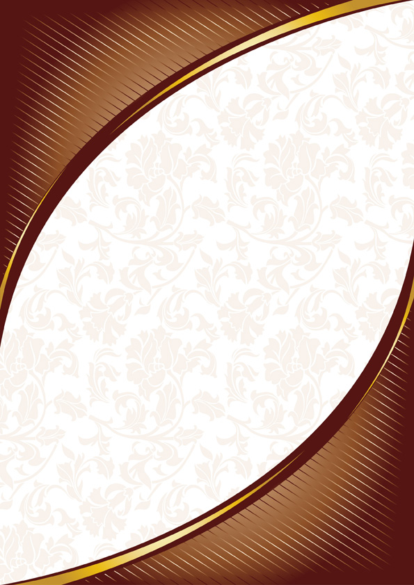 Chocolate Dynamic Lines Of The Background Vector Free