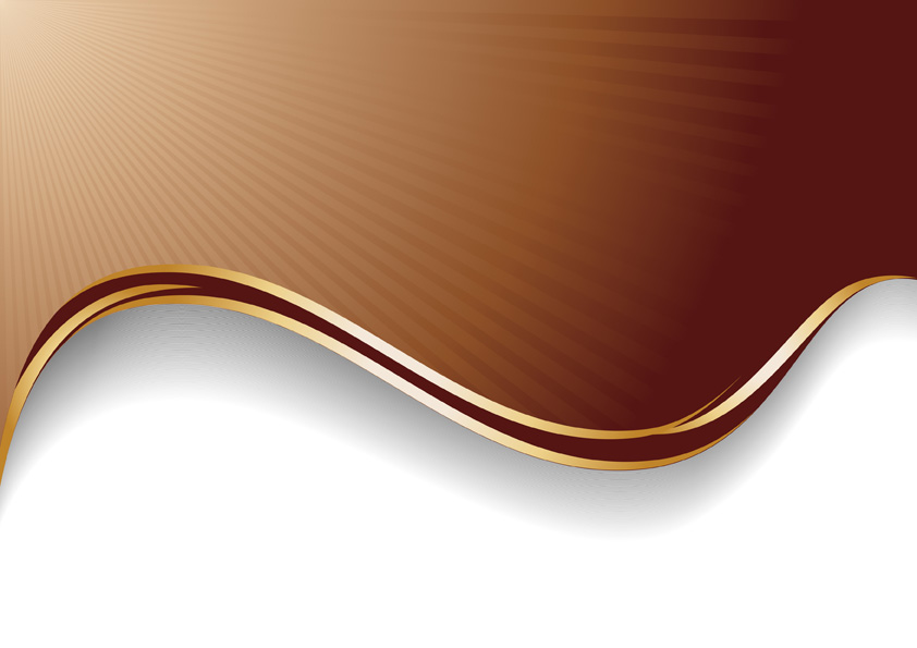 Chocolate dynamic lines of the background vector free vector 4vector