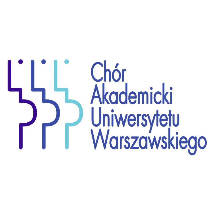 free vector Chor akademicki uw