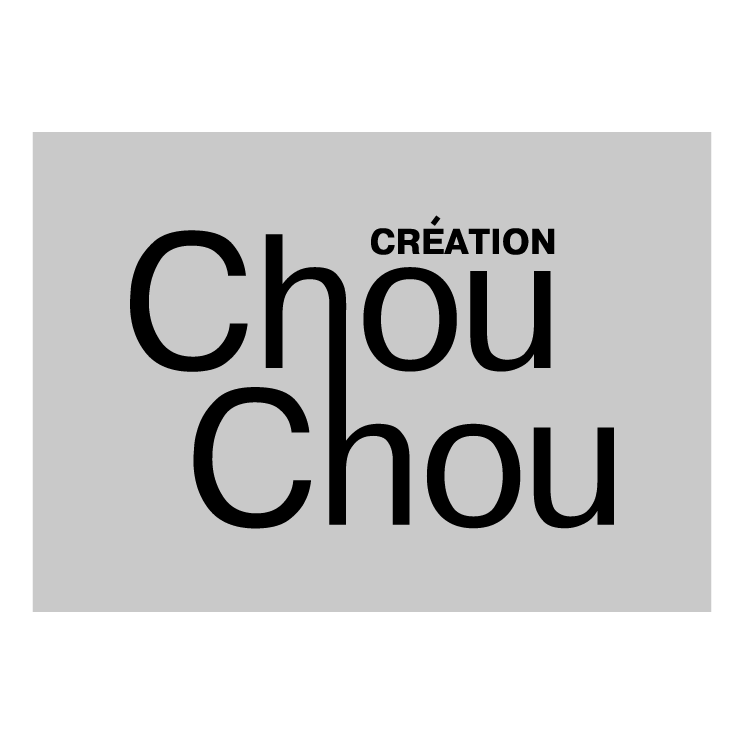 free vector Chou chou creation