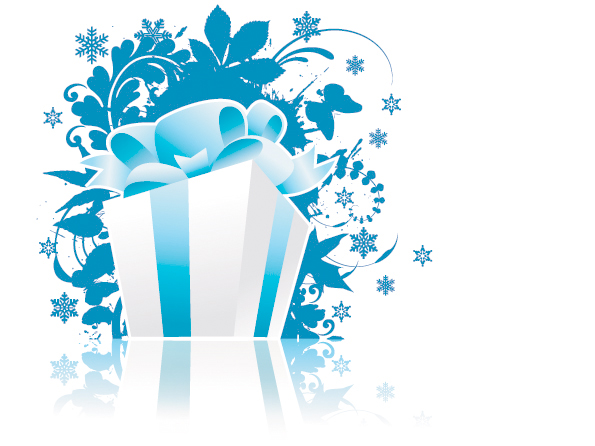 free vector Christmas background vector