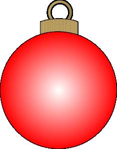 free vector Christmas Ball clip art