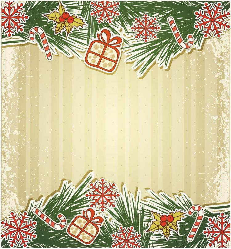 Free christmas vectors download christmas vector images and art free - Christmas Cards 01 Vector Free Vector