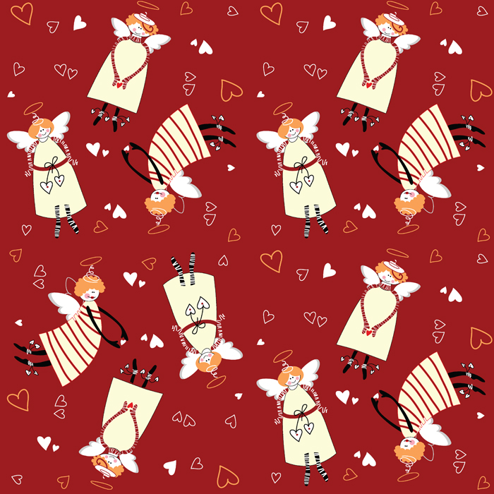 free vector Christmas decoration stickers 03 vector