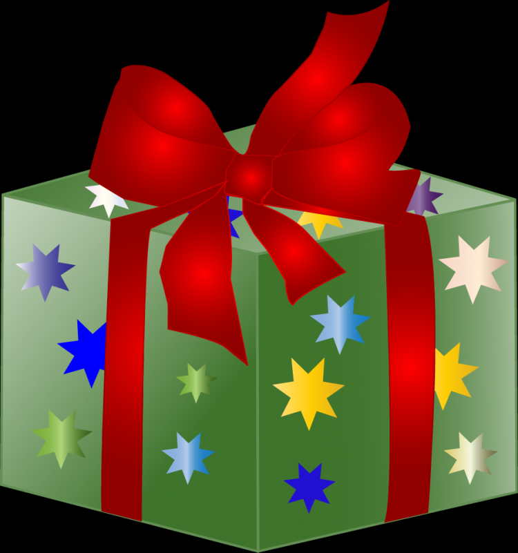free clipart pictures of christmas presents - photo #46